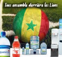 CAN 2019: YATASSAYE PDG DE AQUATERA SOUTIEN LES LIONS DE LA TERANGA