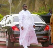 Amadou Sall, fils du président Macky, toujours gentleman