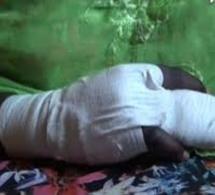 Pape Cheikh Coulibaly échappe à la mort , le doigt de son agresseur retrouvé sur la scène de l'agression