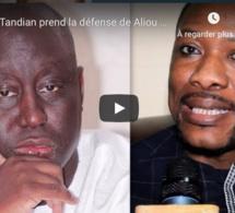 """Tange Tandian prend la défense de Aliou Sall et taxe l'opposition de """"yakh kat"""""""