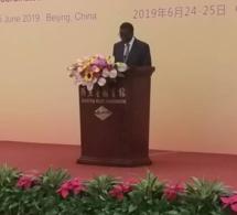 Beijing - Projets structurants: Amadou Bâ plaide pour l'amélioration des capacités africaines