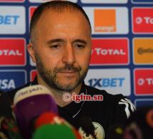 CAN 2019 : quand l'entraîneur algérien donne le onze du Sénégal