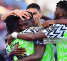 Can 2019 : Le Nigeria s'impose devant la Guinée et valide son ticket pour les huitièmes de finale