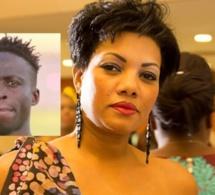 L'épouse d'Elhadji Diouf défend Krépin Diatta