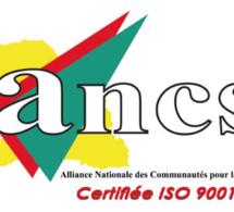 Drogue : ANCS sensibilise les drogués de l'intérieur du Sénégal