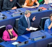 L'Italien David Sassoli élu président du Parlement européen