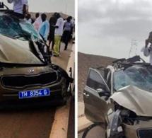 Dernière minute – Encore un terrible accident sur l'autoroute Ila Touba