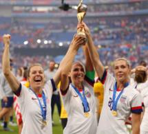 Les Etats-unis remportent (comme prévu) la Coupe du Monde féminine de football