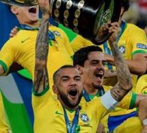 Vidéo- Le Brésil sans Neymar , remporte la Copa America face au Pérou, voici le résumé du match
