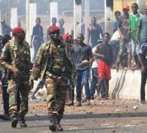 Guinée: Les gendarmes autorisés à tirer à vue