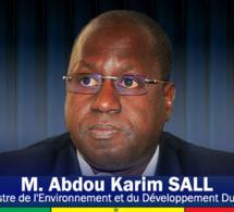 Campagne contre la pollution plastique: le Ministre de l'Environnement promet des sanctions aux réfractaires