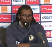 CAN 2019 – Aliou Cissé : « je m'attends à un match piège contre le Bénin »