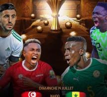 Sénégal vs Tunisie: Découvrez la date, l'heure et le stade