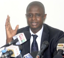 Antoine Félix Diome:« le décret de révocation s'est fondé sur des fait matériellement incontestables »