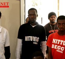 Le mouvement NITTU DEUGG à Macky sall, qu'il renégocier nos contrats pétroliers.