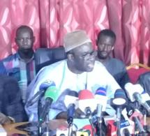 Élection locale, Moustapha Cissé Lo déclare sa candidature pour la mairie de Dakar