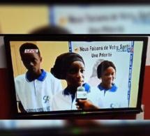 SOCIAL LIVING: À la découverte de Adja Mariama Aidara 26 ans Sénégalaise d'origine.