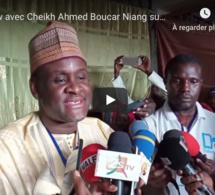 Baye Niass est un homme multidimensionnel dixit Cheikh Ahmed Boucar Niang