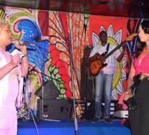 SARABA NIGHT: Le battré de Amina à Titi la lionne de la musique Sénégalaise en route vers le grand theatre le 17 aout.