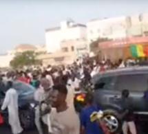 CAN 019: Le Sénégal en finale la joie des Sénégalais dans les rues de Dakar. REGARDEZ