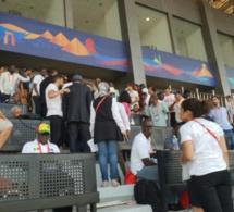 Dernière minute : Ça chauffe entre journalistes sénégalais et tunisiens au stade