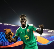 CAN-2019: Krépin Diatta « Un plaisir de disputer une finale »