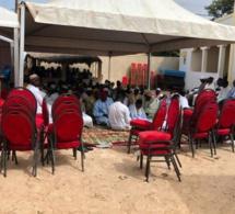 Forte ferveur à Nguéniène en attendant la dépouille de Tanor Dieng
