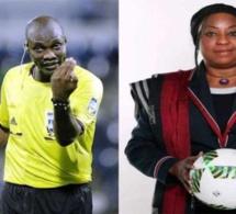 Urgent – La CAF change l'arbitre de la Finale, les algériens accusent la Sénégalaise Fatma Samoura