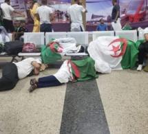 Des supporters algériens bloqués en Égypte après la finale de la CAN
