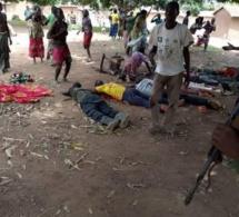 Nigéria : Au moins 37 personnes tuées par des hommes armés