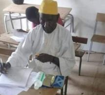 Tamba- À 72 ans Ibrahima Amadou Sy décroche son BFEM(Photo)