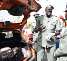 Drogue saisie au Port: Les destinataires des véhicules, connus
