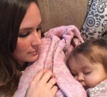 Cette baby-sitter sauve la vie de cette petite fille condamnée à mourir....