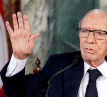 Tunisie : l'hommage au président Essebsi