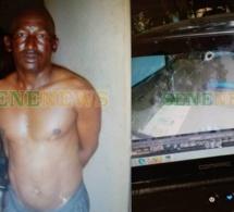 Voici Amadou Dangana, un des présumés meurtriers du Commandant Tamsir Sané