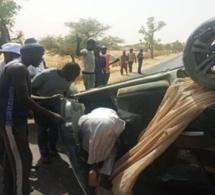 Autoroute « Ila Touba »: Un accident fait 3 morts et deux blessés graves