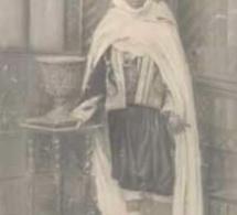 Mame Khalifa Niasse,grand frère de Mame Baye au Palais Royal de Fez en 1910