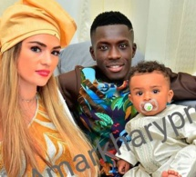 Idrissa Gana Guèye prend du bon avec sa petite famille, le bonheur total