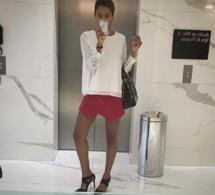 La présentatrice de la Tfm, Léa Soukeyna Ndiaye, très fashion