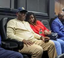 Dakar Arena: Macky Sall très attaché à sa fille adorée Ndeye Driss Sall