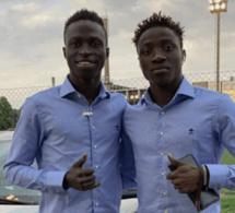 Ligue des Champions : Krépin Diatta et Amadou Sagna dans le groupe de Bruges