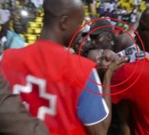 Urgent : Ndeye Séne victime d'un malaise à la fin du match