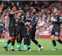 Liverpool : Sadio Mané ouvre le score sur un superbe but face à Southampton (vidéo)