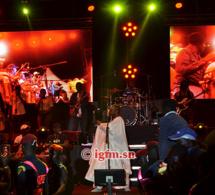 Youssou Ndour assure son show à Rufisque, le Roi du Mbalax a fait vibrer le stade Ngalandou Diouf