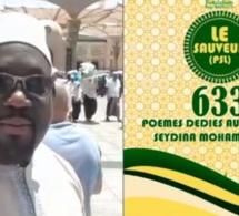 Vidéo – Depuis Médine, Imam Pape Hann rend hommage au livre le Sauveur de 633 poèmes dédiés au Prophète