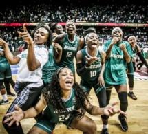 Afrobasket 2019 : la célébration du Nigéria en images