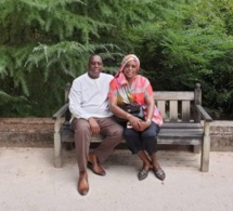Le président Macky Sall en vacances avec la première Dame dans le sud de la France.