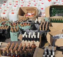 Port de Dakar: Après la cocaïne, des bouteilles de whisky et de vin de contrebande saisies