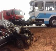 Accidents récurrents sur la route : vers un renforcement des sanctions contre les conducteurs