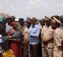 Hivernage: En tournée à Kaolack, le ministre de l'Agriculture exprime sa satisfaction